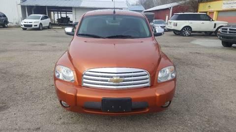 2007 Chevrolet HHR for sale at RABI AUTO SALES LLC in Garden City ID