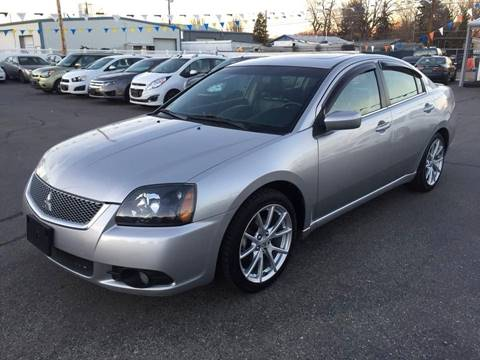 2011 Mitsubishi Galant for sale at RABI AUTO SALES LLC in Garden City ID