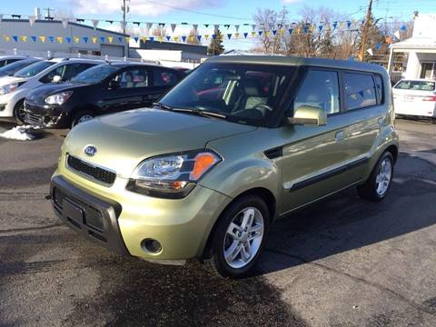 2010 Kia Soul for sale at RABI AUTO SALES LLC in Garden City ID