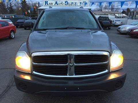 2006 Dodge Durango for sale at RABI AUTO SALES LLC in Garden City ID