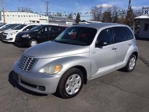 2006 Chrysler PT Cruiser for sale at RABI AUTO SALES LLC in Garden City ID