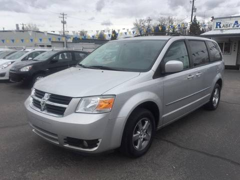 2010 Dodge Grand Caravan for sale at RABI AUTO SALES LLC in Garden City ID