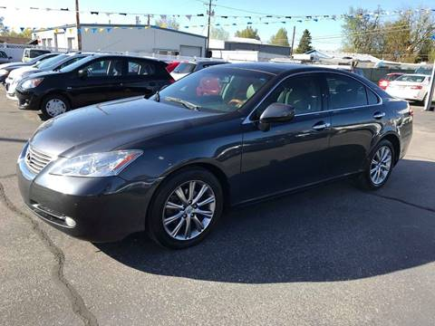 2007 Lexus ES 350 for sale at RABI AUTO SALES LLC in Garden City ID