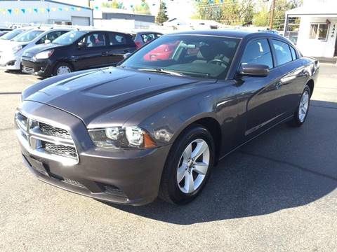 2014 Dodge Charger for sale at RABI AUTO SALES LLC in Garden City ID