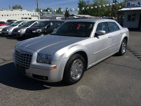 2005 Chrysler 300 for sale at RABI AUTO SALES LLC in Garden City ID