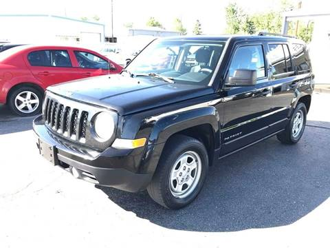 2014 Jeep Patriot for sale at RABI AUTO SALES LLC in Garden City ID