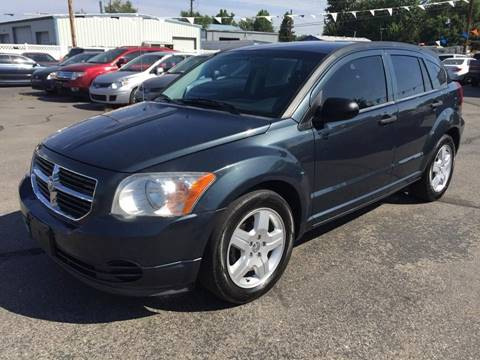 2008 Dodge Caliber for sale at RABI AUTO SALES LLC in Garden City ID