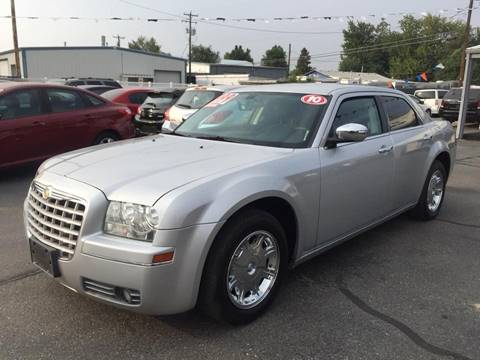 2010 Chrysler 300 for sale at RABI AUTO SALES LLC in Garden City ID