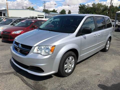 2011 Dodge Grand Caravan for sale at RABI AUTO SALES LLC in Garden City ID