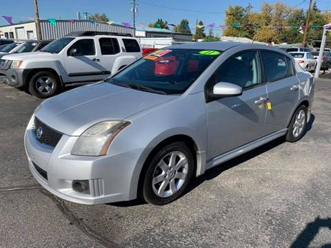 2011 Nissan Sentra for sale at RABI AUTO SALES LLC in Garden City ID