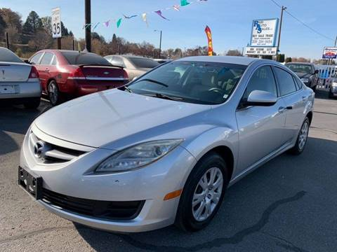 2009 Mazda MAZDA6 for sale at RABI AUTO SALES LLC in Garden City ID