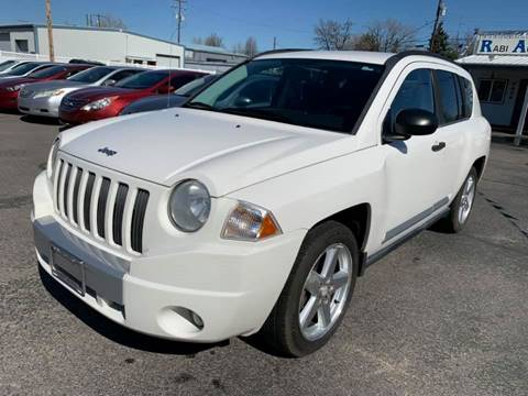 2007 Jeep Compass for sale at RABI AUTO SALES LLC in Garden City ID