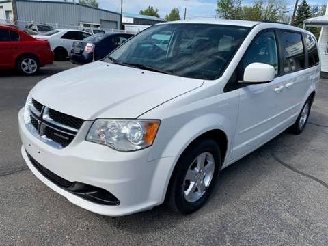 2012 Dodge Grand Caravan for sale at RABI AUTO SALES LLC in Garden City ID