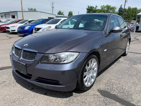 2006 BMW 3 Series for sale at RABI AUTO SALES LLC in Garden City ID