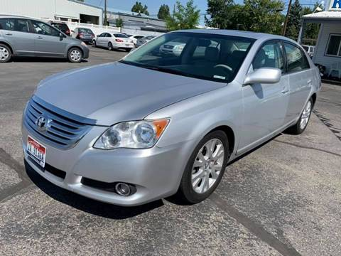 2009 Toyota Avalon for sale at RABI AUTO SALES LLC in Garden City ID