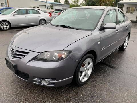 2006 Mazda MAZDA3 for sale at RABI AUTO SALES LLC in Garden City ID