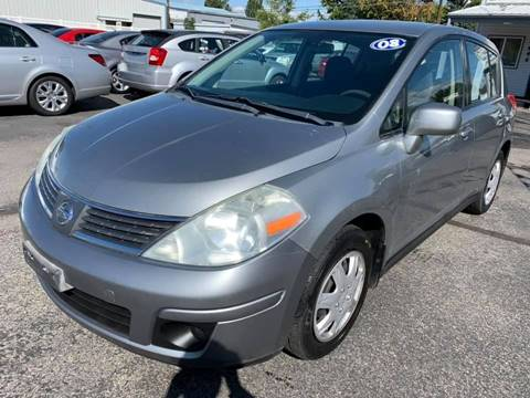 2008 Nissan Versa for sale at RABI AUTO SALES LLC in Garden City ID