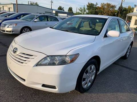 2007 Toyota Camry for sale in Garden City, ID