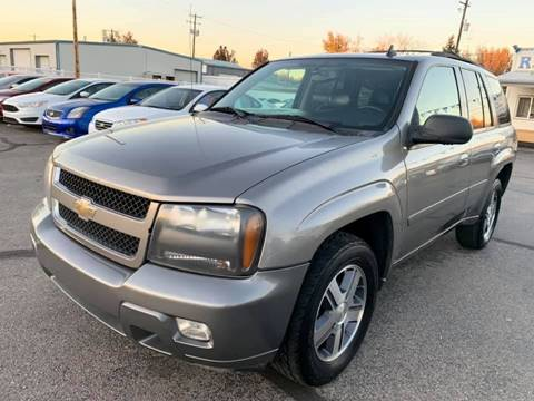 2008 Chevrolet TrailBlazer for sale at RABI AUTO SALES LLC in Garden City ID