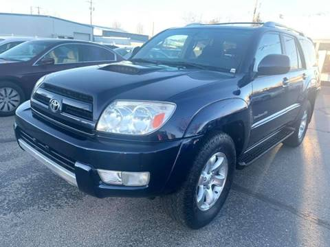 2005 Toyota 4Runner for sale at RABI AUTO SALES LLC in Garden City ID