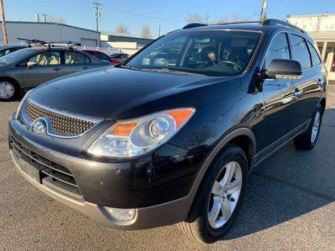 2008 Hyundai Veracruz for sale at RABI AUTO SALES LLC in Garden City ID