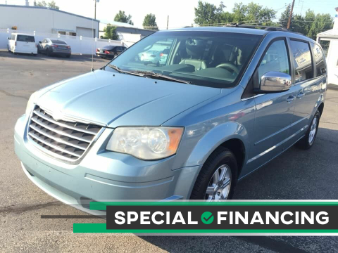 2008 Chrysler Town and Country for sale at RABI AUTO SALES LLC in Garden City ID