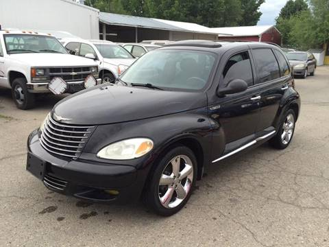 2004 Chrysler PT Cruiser for sale at RABI AUTO SALES LLC in Garden City ID