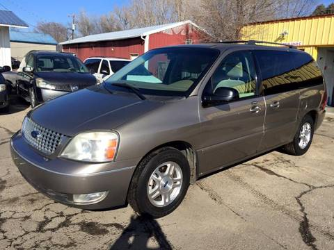 2006 Ford Freestar for sale at RABI AUTO SALES LLC in Garden City ID