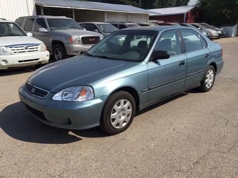 2000 Honda Civic for sale at RABI AUTO SALES LLC in Garden City ID