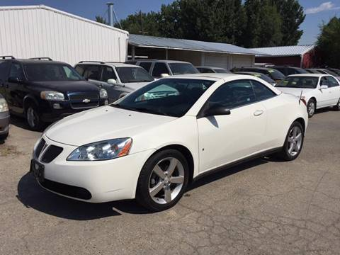 2007 Pontiac G6 for sale at RABI AUTO SALES LLC in Garden City ID