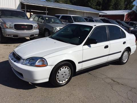 1997 Honda Civic for sale at RABI AUTO SALES LLC in Garden City ID