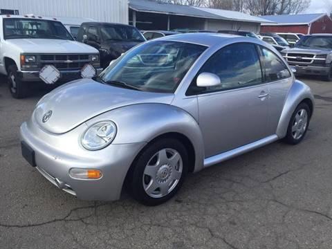 1998 Volkswagen New Beetle for sale at RABI AUTO SALES LLC in Garden City ID