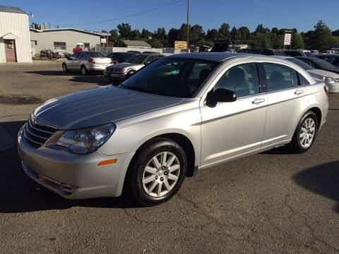 2007 Chrysler Sebring for sale at RABI AUTO SALES LLC in Garden City ID