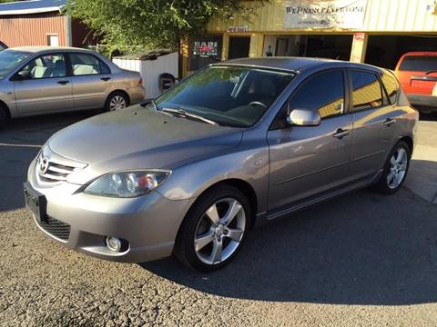 2004 Mazda MAZDA3 for sale at RABI AUTO SALES LLC in Garden City ID
