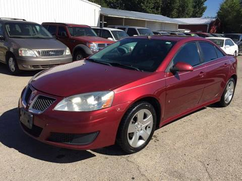 2009 Pontiac G6 for sale at RABI AUTO SALES LLC in Garden City ID