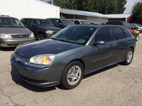 2005 Chevrolet Malibu Maxx for sale at RABI AUTO SALES LLC in Garden City ID