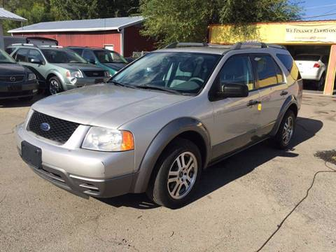 2006 Ford Freestyle for sale at RABI AUTO SALES LLC-B Branch in Garden City ID