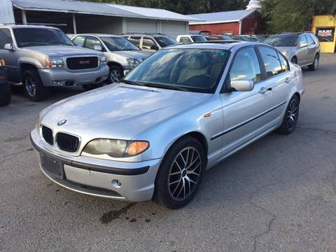 2003 BMW 3 Series for sale at RABI AUTO SALES LLC in Garden City ID