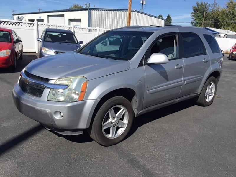 2006 Chevrolet Equinox For Sale At RABI AUTO SALES LLC In Garden City ID
