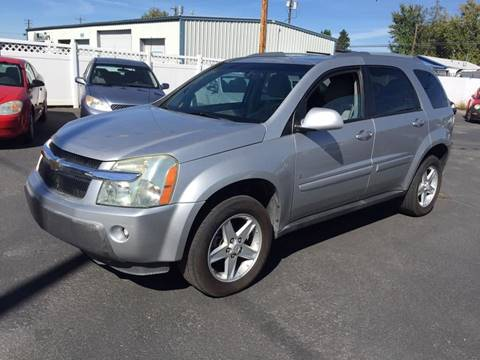 2006 Chevrolet Equinox for sale at RABI AUTO SALES LLC in Garden City ID