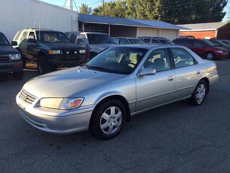 2000 Toyota Camry LE In Garden City ID RABI AUTO SALES LLC