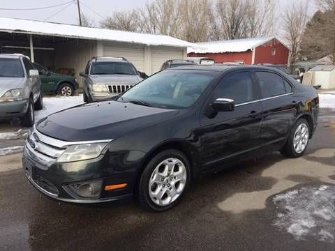 2010 Ford Fusion for sale at RABI AUTO SALES LLC in Garden City ID