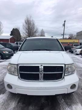 2007 Dodge Durango for sale at RABI AUTO SALES LLC in Garden City ID