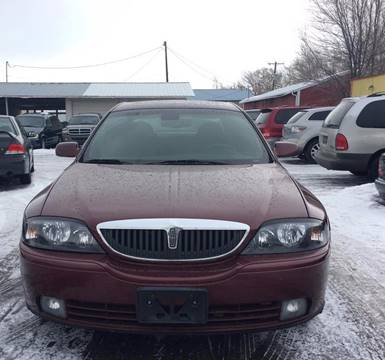 2003 Lincoln LS for sale at RABI AUTO SALES LLC in Garden City ID