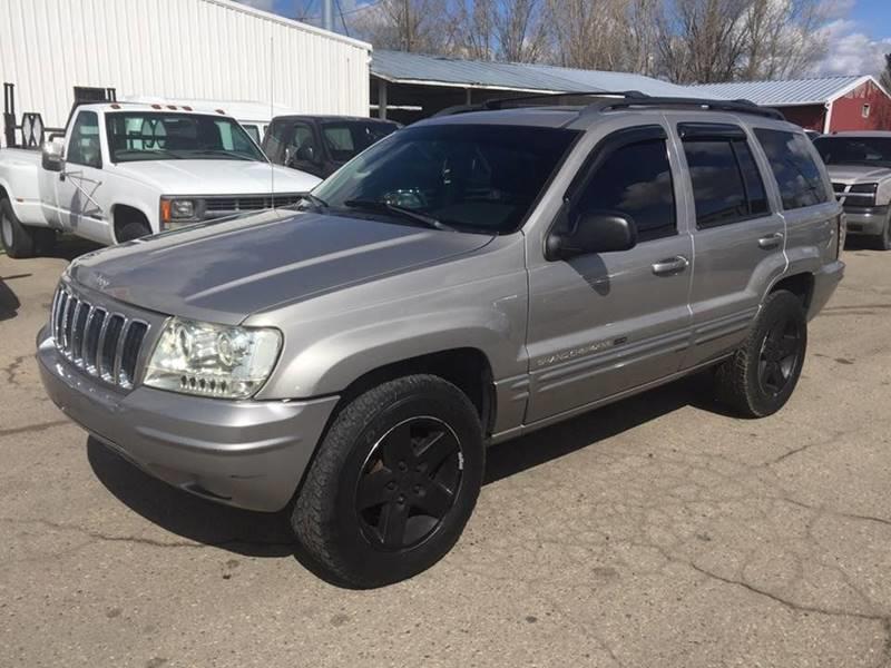 2002 Jeep Grand Cherokee Limited In Garden City ID - RABI AUTO SALES