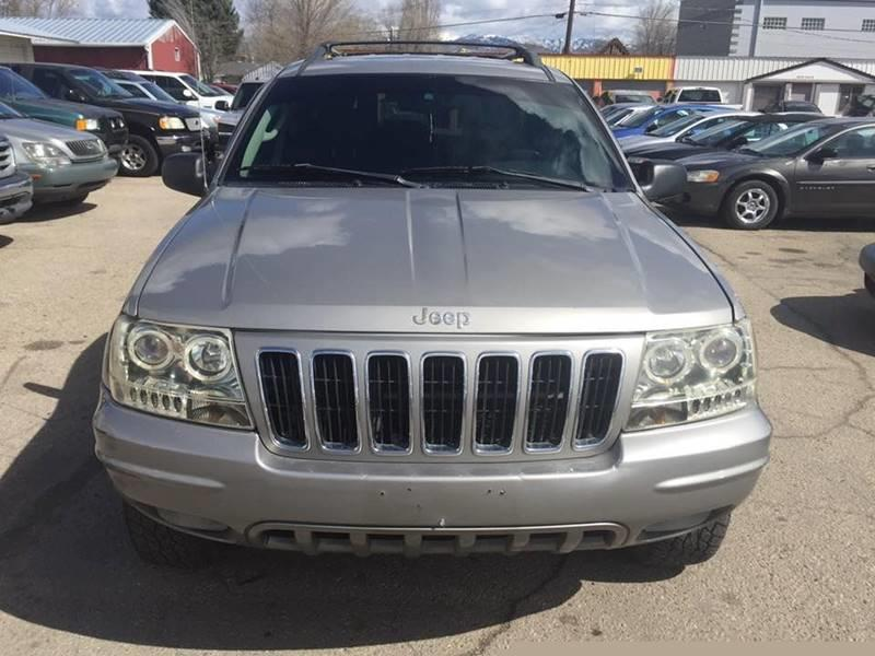 2002 Jeep Grand Cherokee Limited (image 2)