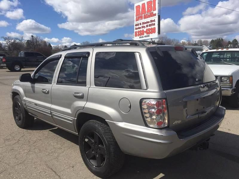 2002 Jeep Grand Cherokee Limited (image 7)