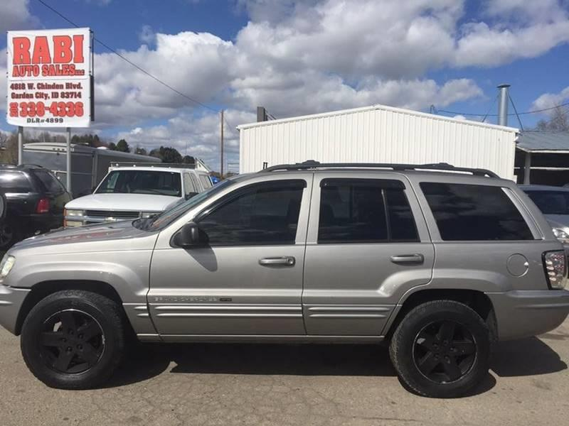 2002 Jeep Grand Cherokee Limited (image 8)