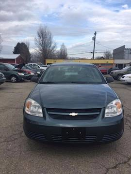 2005 Chevrolet Cobalt for sale at RABI AUTO SALES LLC in Garden City ID