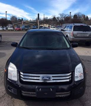 2007 Ford Fusion for sale at RABI AUTO SALES LLC in Garden City ID